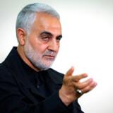 Arkivfoto: Den Grønne Zone har flere gange været under angreb i den seneste måned, særligt efter USAs drab på den iranske general Qassem Soleimani.