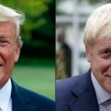 Mens Donald Trump og den amerikanske regering har travlt med at advare den britiske premierminister, Boris Johnson, om alvorlige sikkerhedsrisici i forbindelse med at lade Huawei levere et lands 5G-netværk, kan den britiske efterretningstjeneste ikke finde alvorlige risici, såfremt Huawei udelukkende leverer antenner og andet.