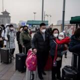 Frankring vil sende et fly til Wuhan i Kina for at evakuere egne borgere.