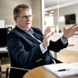 Lars Rebien Sørensen, Novo Nordisk Fondens bestyrelsesformand, er ude med riven efter sine kolleger i dansk erhvervsliv, som ifølge ham har ladet sig tage som gidsler ved for hurtigt at melde sig ind i klimapartnerskaberne.