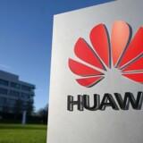 Huawei er verdens største leverandør af mobiludstyr men bliver mange steder udelukket fra at levere til de kommende, lynhurtige 5G-mobilnet.