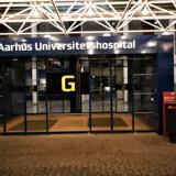 En dansker er tirsdag aften indlagt i isolation med mistanke om coronavirus på Aarhus Universitetshospital. Aarhus tirsdag 28 januar 2020. (Foto: Ernst van Norde/Ritzau Scanpix)
