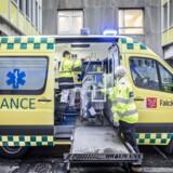 Alle Falcks 400 ambulancer vil blive udstyret med et nyt »blødningskit« – en beslutning Falck har truffet ovenpå en stigning i antallet af skyderier og eksplosioner.