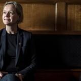 Beskæftigelses- og integrationsborgmester i Københavns Kommune Cecilia Lonning-Skovgaard (V).