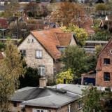 De seneste ugers rentefald fik torsdag et populært boliglån til at passere kurs 100, hvorfor det ikke længere er tilgængeligt for boligejere og boligkøbere. Arkivfoto: Thomas Lekfeldt