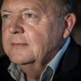 Tidligere statsminister Lars Løkke Rasmussen (V) angreb i aftes Dansk Folkeparti, som han kaldte »sølle«.