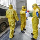 Den dødelige coronavirus påvirker danske virksomheder med aktiviteter i Kina.