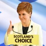 Den lederen af Det Skotske Nationalparti (SNP), Nicola Sturgeon, har tænkt sig at kæmpe for en ny skotsk folkeafstemning i 2020. Hun vil løsrive Skotland fra Storbritannien og slutte sig til EU igen.