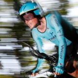 Jakob Fuglsang ligger fortsat nummer tre på UCI's individuelle verdensrangliste, som blev opdateret mandag. Christian Hartmann/Reuters