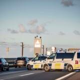 Fem personer er sigtet i en indviklet sag, der viser, at Iran og Saudi-Arabien også udkæmper deres stridigheder i Danmark. Sagen trækker tråde til politiaktionen fredag 28. september 2018, hvor Sjælland blev lukket af.