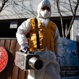 »Man kan hurtigt komme til at filosofere over, hvorfor Kina tilsyneladende endnu en gang er blevet taget på sengen af en smitsom sygdom. Som med SARS har den kinesiske elite igen reageret for langsomt,« skriver Asmus Leth Olsen.