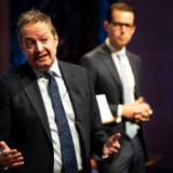 Chris Vogelzang, Danske Banks adm. direktør, forsvarer direktionens medlemmer på forskerordning og dermed, at de betaler 32,84 procent i skat.