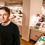43-årige Martin Jermiin har siden maj været administrerende direktør for Flying Tiger Copenhagen, der har 990 butikkker i 30 lande.