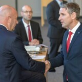 Formanden for AfDs parlamentariske gruppe Thüringen, Björn Höcke, blev kongemageren, der sikrede, at Thomas Kemmerich fra FDP bliver ny ministerpræsident i Thüringen. Det er første gang i efterkrigstidens Tyskland, at et højreorienteret parti som AfD har fået direkte indflydelse i tysk politik.