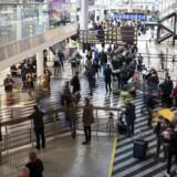 Dele af Københavns lufthavn var afspærret fredag den 7. februar 2020. En kinesisk kvinde fik det dårligt ved ankomsten til Københavns Lufthavn. Efterfølgende blev kvinden hentet med ambulance og dele af Terminal 3 afspærret.