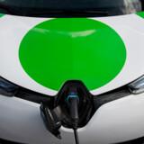 Flere bilproducenter har billige elbiler på vej. Arkivfoto: Liselotte Sabroe/Ritzau Scanpix