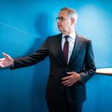 A.P. Møller – Mærsks adm. direktør Søren Skou han fundet en ny finansdirektør.
