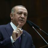 Tyrkiets præsident, Recep Tayyip Erdogan, siger, at Tyrkiet ikke vil tolerere flere krænkelser i Syrien.