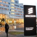 Ved at købe sig til kontrollerende indflydelse i de to nordiske storleverandører af teleudstyr, svenske Ericsson (billedet) og finske Nokia, kunne USA presse 5G-udviklingen i sin egen retning, mente landets justitsminister, som imidlertid snart efter blev sat på plads af vicepræsidenten.