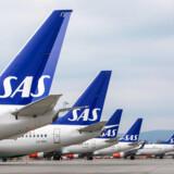 SAS er kommet i strid modvind på de sociale medier efter at have publicereret en ny kampagnevideo tirsdag. Arkivfoto.