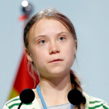 epa08061914 Swedish environment activist Greta Thunberg delivers a speech as she attends a plenary session during the second day of high level segment talks in the framework of COP25 UN Climate Change Conference in Madrid, Spain, 11 December 2019. The Conference runs in Spanish capital until 13 December. EFE/JJ Guillen EPA/EMILIO NARANJO