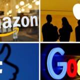Både i Europa og i USA er teknologigiganterne sat under pres, fordi de ifølge politikere og konkurrencemyndigheder har fået for stor og for indgribende magt.