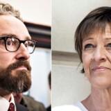 SF og LA er lodret uenige om Solrød Kommunes høje fravær for plejepersonale. »Øv-dage« turnerer Birk Olesen (LA), mens Normann Andersen (SF) påpeger større tillid til de ansatte.