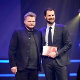 Rasmus Munk fra restauranten Alchemist, der højst usædvanligt fik to Michelin-stjerner i første hug.