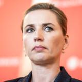 Foto af Mette Frederiksen (Foto: Mads Claus Rasmussen/Scanpix 2019) (ARKIVFOTO).