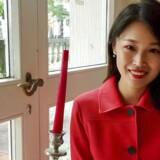 Xuan Li har skrevet sin ph.d. i Danmark på Institut for Statskundskab ved Københavns Universitet. Nu er hun strandet i Wuhan. Privatfoto: Xuan Li