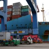 Mærsk vil være mere end en rederivirksomhed, og har nu taget et skridt imod at blive stærkere inden for logistik og distribution.