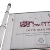 Moskeen og kulturcenteret Hamad Bin Khalifa Civilization Center på Nørrebro i København.