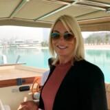 Maja fra TV-programmet Dubais danske damer.