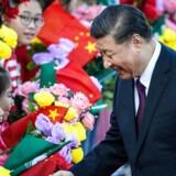 »Den myte, som Xi og hans tilhængere har fastholdt om fordelene ved centraliseret kontrol, er sprængt i stykker,« skriver Yuen Yuen Ang. På billedet: Kinas præsident Xi Jinping i Macau (Foto: ANTHONY WALLACE / AFP)