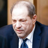 Sagen mod Weinstein er den højest profilerede, som er kommet frem under #MeToo-bevægelsen.. EPA/JUSTIN LANE