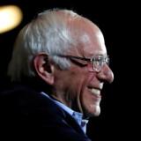Demokraternes sejrrige præsidentkandidat, Bernie Sanders, har allerede lagt sejren i Nevada bag sig og koncentrerer sig nu om de store stater forud for Super Tuesday 3. marts.