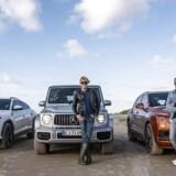Der er fart, der er drengehørm, der er knaldhvide gummisko! Her er værterne på den danske version af Top Gear – og de er skønne.