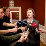 Josephine Fock. Foto: Ida Guldbæk Arentsen/Ritzau Scanpix) (ARKIVFOTO)