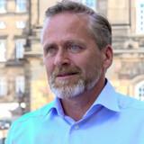 Liberal Alliances Anders Samuelsen trak sig efter valget som politisk leder på et emotionelt pressemøde. Ida Marie Odgaard/Ritzau Scanpix