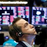 Tallene er blodrøde på aktiemarkederne i disse dage.