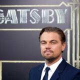 Den verdensberømte skuespiller Leonardo DiCaprio spillede »The Great Gatsby« i storfilmen af samme navn fra 2013.