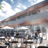 Fremover skal arkitekttegninger leve op til nye retningslinjer i Københavns Kommune. Det skal ske, for at illustrationerne mere ligner slutproduktet. Her ses illustrationen af det udskældte Østerport II.