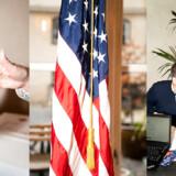 Tirsdag 3. marts kunne danskamerikanere stemme på den demokratiske præsidentkandidat, som de mener skal udfordre præsident Trump. Mange vælgere var usikre på, hvor de skulle sætte deres kryds.