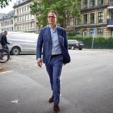 »Det er den stil, vi har. Vi har ikke p-afgifter for at tjene penge,« siger Simon Aggesen (K), der er borgmester i Frederiksberg Kommune