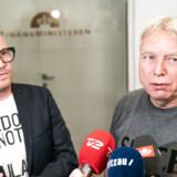 Uffe Elbæk og hans nære allierede, Rasmus Nordqvist, tog fundamentalt fejl af stemningen i Alternativets bagland, da de menige valgte Josephine Fock som leder i stedet for Nordqvist, skriver Thomas Larsen. Arkivfoto.