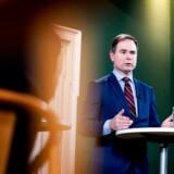 Det er økonomisk lederskab, når finansminister Nicolai Wammen (S) slår fast, at regeringen er klar til at gøre, hvad »der skal til« for at få dansk økonomi sikkert gennem coronakrisen, mener Berlingskes erhvervsredaktør, Thomas Bernt Henriksen.