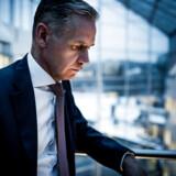 SAS' topchef, Rickard Gustafson, frygter en lang krise for luftfartsbranchen. Arkivfoto: Asger Ladefoged