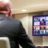 EUs præsident, belgieren Charles Michel, mødtes digitalt med de 27 EU-landes regeringschefer tirsdag for at drøfte coronakrisen. Alle andre kan også, ganske gratis, holde både tale- og videokonferencer over internetforbindelsen, bare man har det rigtige – og det samme – program.
