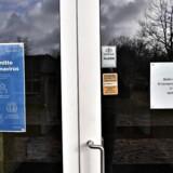 Malling Skole syd for Aarhus lukkede som en af de første skoler herhjemme på grund af coronavirus. Det skete onsdag.