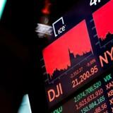 Aktiemarkederne havde nogle af deres værste handelsdage nogensinde i denne uge på grund af panik over coronavirussen.